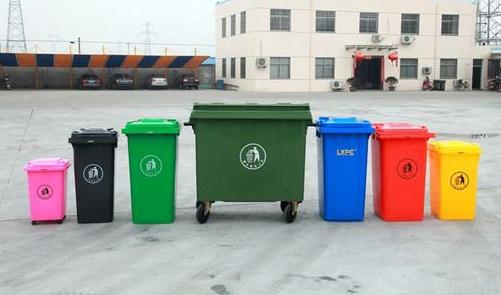 塑料垃圾桶   规格参数